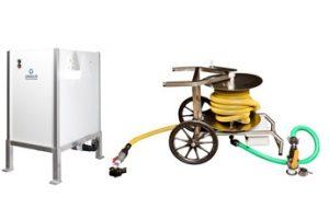 Pumpout equipment